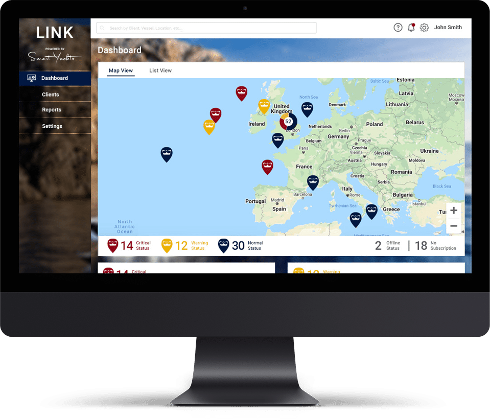 LINK Map View